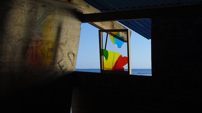 art contemporain a Guadeloupe,Biennale de la Biche, art a Guadeloupe, art contemporain guadeloupe, Ilet la biche, contemporary art in Guadeloupe