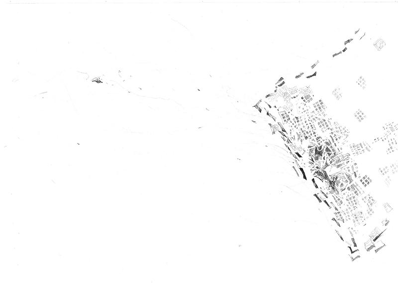 maess anand, modern drawing,art on paper, art work on paper , works on paper exhibition,paper works drawing, pencil drawing,maess, la plata,buenos aires, works on paper nyc,exhibition, maess, topography drawing,paper works drawing