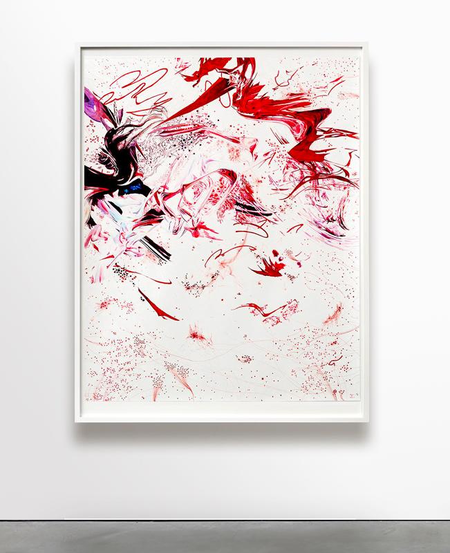 zeitgenössische Zeichnung, dessin contemporain, maess anand,