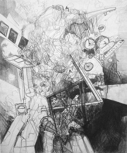 desenho contemporâneo, airports in art, maess anand, dessin contemporain, art at the airport,desenhos contemporâneos