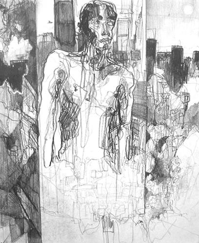 desenho contemporâneo, dibujo contemporaneo, sodobna risba,art at an airport, airport drawings, emigration in art, desenhos contemporâneos